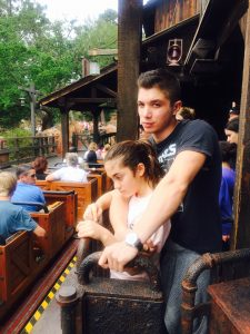 """""""Not my favourite place (amusement parks) but a great family day."""""""