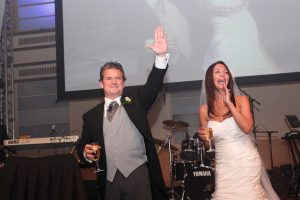 """""""The toast to the bride was one of the most beautiful and heart-warming speeches ever."""""""