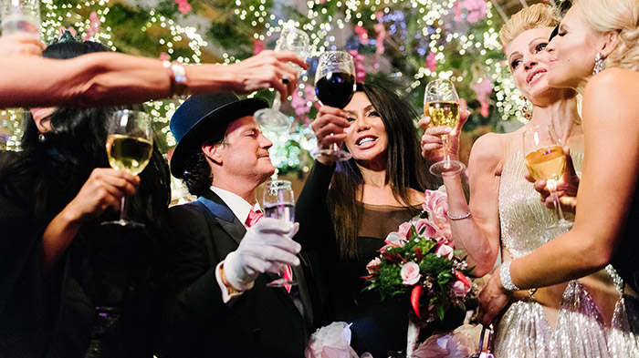 Stylish Canadian weddings: Inside The Real Housewives of Toronto's Ann Kaplan Mulholland's lavish ceremony