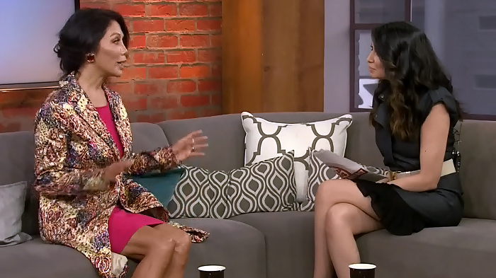 Ann Kaplan chats about new book on CP24